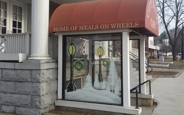 City Hotel Cafe Home to Meals on Wheels